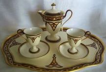 Traditional, Antique, Modern Tea Sets / Traditional, Antique, Modern Tea Sets, Coffee and Chocolate Pots  / by DiAnn Levy