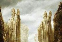 All Things Tolkein / anything & everything in middle earth / by Jennifer harvey