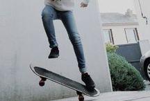 Skate / by Chloe Jaxon