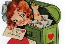 vintage valentine / by nicoletta orlandini