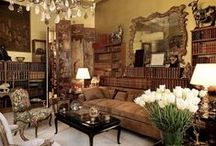 INTERIOR DECORATING / Home Decor.  Interior decorating idea, designer creations, DIY ideas, home accessories and gadgets. / by Gigi