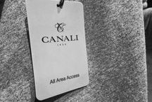 Backstage AW 2014 Fashion Show / Shots from Canali Fall Winter 2014 fashion show backstage / by Canali