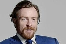 Toby Stephens / Toby Stephens for 200 Steps #canali @canali1934 / by Canali