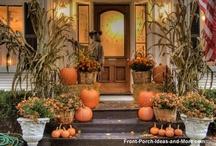 Fall Decorating / by Christine Artman
