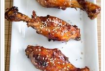 Chicken Recipes / by Tammy Wilson