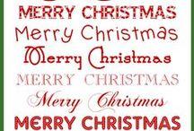 Christmas / by Tammy Wilson