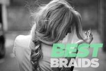 Best Braids / Adding a plait is an easy way to make your hair great! / by Loxa Beauty