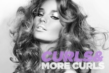 Curls and More Curls / All things curls and waves / by Loxa Beauty