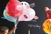 kids birthday parties / by Michelle McInerney