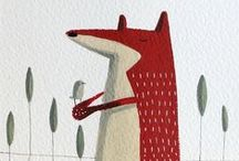 Fox Obsession / by Michelle McInerney