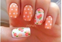 Nails / design at your own risk! / by Maya Wright