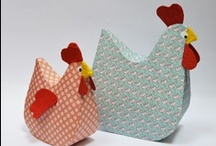 Papier Mache / Papier mache crafts and inspiration / by Michelle McInerney