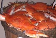 Crabby Ideas / Living on the MD Chesapeake Bay summertime is all about catching some crabs and sharing with friends. Feel free to share your crab recipes, crafts and ideas. Email Jeanne at JeanneS@jecoannapolis.com to be added to the board.  / by Chesapeake Inspired Magazine