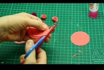 Craft - Quilling - patterns & tutorial / by Setsuko Inoue