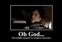 Silly Vampyre Stuff I Secretly-not-so-secretly Love :) / by Laura Garza
