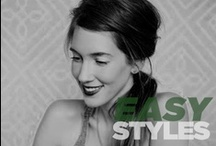 Easy Styles / Need hot hair in a hurry? We've got your back!  / by Loxa Beauty