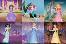 ♥Princesas Disney♥ / by Tarjetas Imprimibles