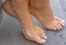 Tattoo Ideas / by Marsha Lynn N