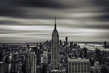 I ❤ NY / Like really / by Tracy Sparkes