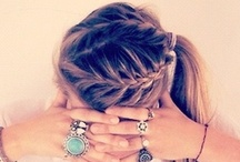 ~Hair :) / by Bethany Renken