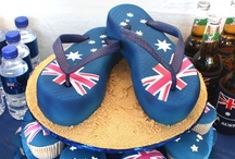 Aussie Aussie Aussie! / by Pink Frosting