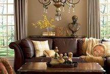 Home ideas: Living Room / by Cayla McCoy