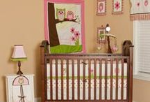 Home Ideas: Nurseries  / by Cayla McCoy
