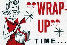 Gift Wrapping / by Tracy Sparkes