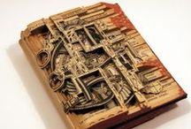 Book Art / by Yeoman's in the Fork