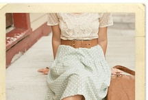 Sewing Womens/ Outfit Ideas / by Montserrat {Cranial Hiccups}