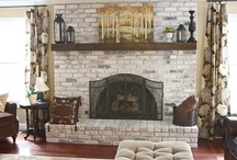 Fireplace and Mantel / by Betsy Williams