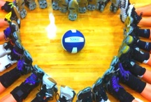 Volleyball Lovin / Thee most amazing sport. Along with some motivational tips;) / by Serena Riley