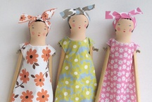 stuffed toys / by kaja
