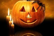 Halloween Pumpkin Decor / I just love this holiday..... / by Sharon Holiday