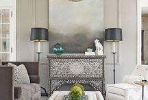 room decor / by Sarah Tiwana