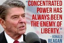 Ronald Reagan / by Leslie A