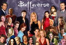 Buffy The Vampire Slayer / by Leslie A