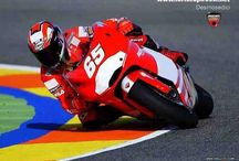 Ducati Corse / Motorcycle Road Racing Team / by Erich Lippert