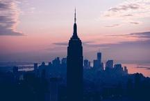 Manhattan / epi-center of the world..says this native new yorker. / by beautfl stranger