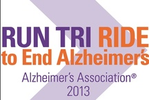 Ride to #EndAlz / by RunTriRide to#EndAlz