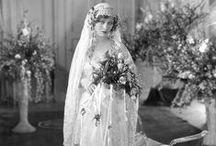 The Vintage Bride / by florentina fashionista
