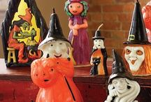Vintage Halloween Candles / by Vintage Halloween
