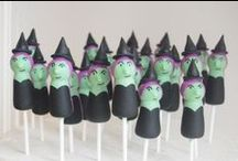 Halloween Witch Party / Halloween witch party ideas / by Vintage Halloween