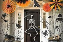 Halloween Skeleton Frolic Party / Halloween Skeleton party ideas / by Vintage Halloween