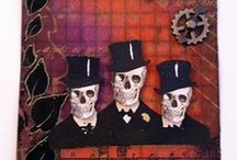 Steampunk Halloween Party  / Great Steampunk ideas for a Steampunk-tacular Halloween! / by Vintage Halloween