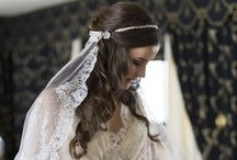 Fab Nuptials / Wedding dresses/accessories  / by Shere Fabiane