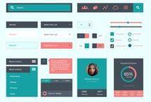UI/UX Designs / by Fusion Design, Marketing & Printing