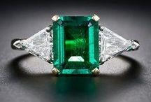 Emerald Green / by Jeanne Fernandez