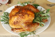 Thanksgiving Recipes and Ideas! / by Party Bluprints Blog