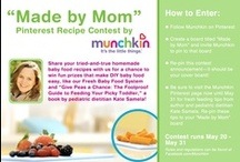 Made By Mom / Now through May 31st, enter to win fun prizes from your friends at Munchkin!  / by Munchkin Inc.